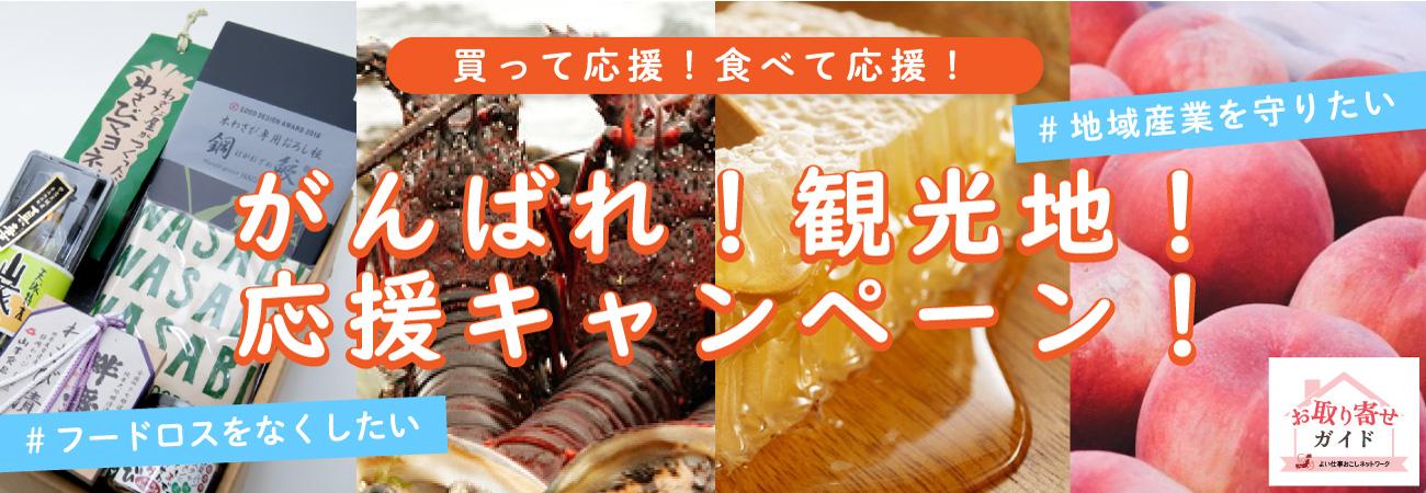 がんばれ観光地応援キャンペーン